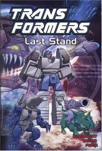 [Transformers: Last Stand (Product Image)]