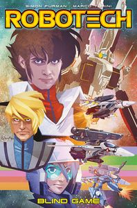[Robotech: Volume 3: Blind Game (Product Image)]