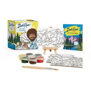 [Miniature Editions: Bob Ross By The Numbers (Product Image)]