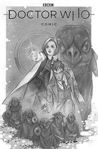 [Doctor Who Comics #1 (Cover A Momoko) (Product Image)]