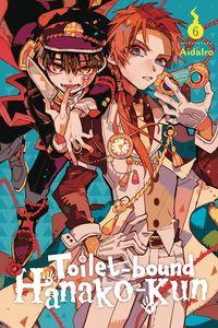 [Toilet Bound Hanako-Kun: Volume 6 (Product Image)]
