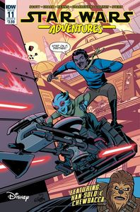 [Star Wars Adventures #11 (Cover B Charretier) (Product Image)]