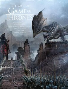 [The Art Of Game Of Thrones (Signed Edition Hardcover) (Product Image)]