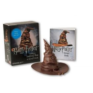 [Harry Potter: Talking Sorting Hat & Sticker Book (Product Image)]
