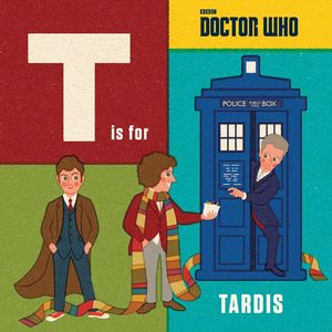 [Doctor Who: T Is For TARDIS (Hardcover) (Product Image)]