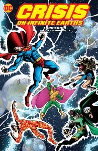 [Crisis On Infinite Earths: Companion: Deluxe Edition: Volume 3 (Hardcover) (Product Image)]