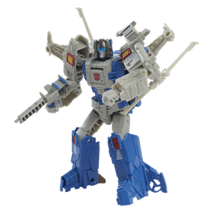 [Transformers: Generations: Action Figure: Deluxe Highbrow (Product Image)]