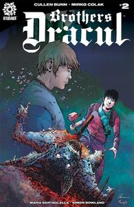 [Brothers Dracul #2 (Product Image)]