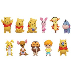 [Disney: Figural Keyring: Winnie The Pooh (Product Image)]