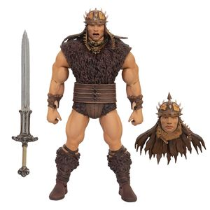 [Conan: The Barbarian: Ultimates Action Figure: Conan (Product Image)]