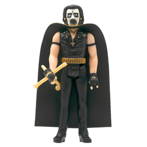 [King Diamond: ReAction Action Figure (Merciful Fate) (Product Image)]