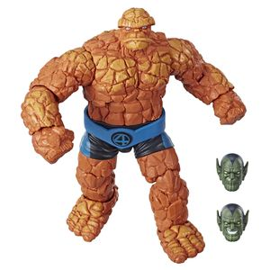 [Fantastic Four: Marvel Legends Action Figure: The Thing (Product Image)]