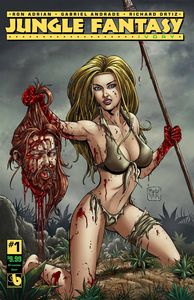 [Jungle Fantasy Ivory #1 (KS Lucious Cover) (Product Image)]