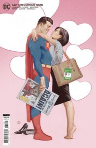 [Action Comic #1035 (Cover B Tedesco Card Stock Variant) (Product Image)]
