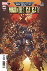 [Warhammer 40K: Marneus Calgar #5 (Product Image)]