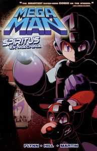 [Mega Man: Volume 4: Spiritus Ex Machina (Product Image)]