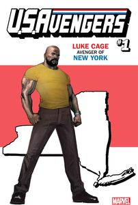 [Now U.S. Avengers #1 (New York State - Reis Variant) (Product Image)]