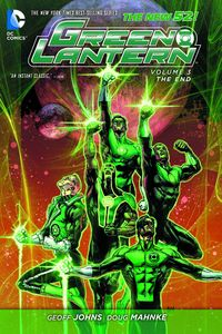 [Green Lantern: Volume 3: The End (N52) (Product Image)]