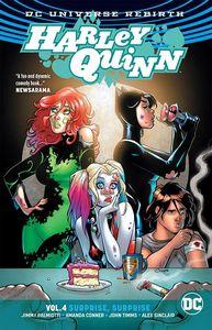 [Harley Quinn: Volume 4: Surprise Surprise (Rebirth) (Product Image)]