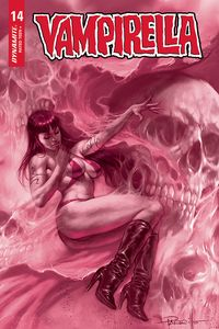 [Vampirella #14 (Parrillo Tint Variant) (Product Image)]