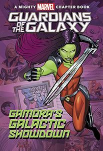 [Guardians Of The Galaxy: Gamora's Galactic Showdown (Product Image)]