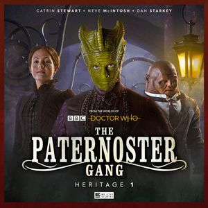 [The Paternoster Gang: Heritage 1 (Product Image)]
