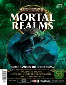 [Warhammer: Age Of Sigmar: Mortal Realms #53 (Product Image)]