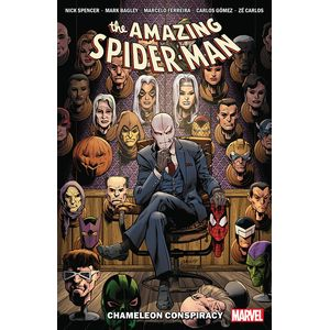 [Amazing Spider-Man By Spencer: Volume 14: Chameleon Conspiracy (Product Image)]