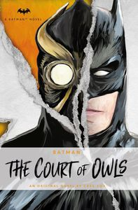 [DC Comics Novels: Batman: The Court Of Owls (Hardback) (Product Image)]