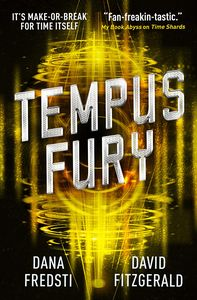[Time Shards: Book 3: Tempus Fury (Product Image)]