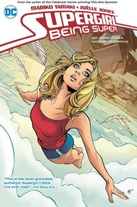 [Supergirl: Being Super (Product Image)]