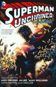 [Superman: Unchained (Deluxe Edition Hardcover) (Product Image)]