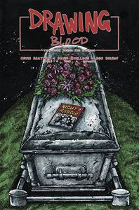[Drawing Blood: Spilled Ink #3 (Cover B Eastman) (Product Image)]