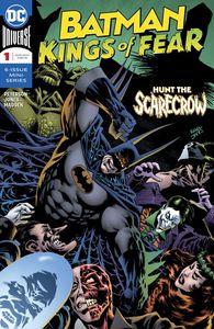 [Batman: Kings Of Fear #1 (Product Image)]