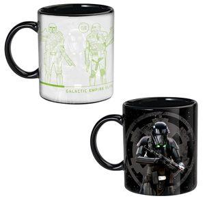 [Rogue One: A Star Wars Story: Heat Change Mug: Deathtrooper (Product Image)]