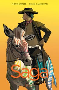 [Saga: Volume 8 (Product Image)]