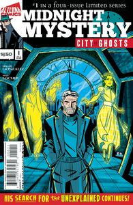 [Midnight Mystery: Volume 2: City Of Ghosts #1 (Product Image)]