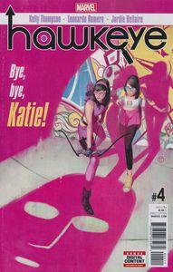 [Hawkeye #4 (Product Image)]