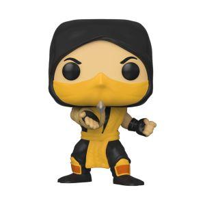[Mortal Kombat: Pop! Vinyl Figure: Scorpion (Product Image)]