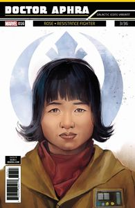 [Star Wars: Doctor Aphra #16 (Reis Galactic Icon Variant) (Product Image)]