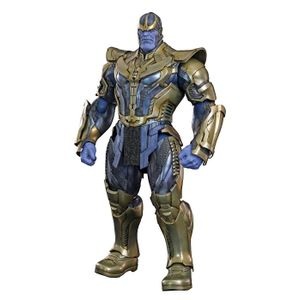 [Marvel: Hot Toys Deluxe Action Figure: Guardians Of The Galaxy Thanos (Product Image)]