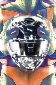[Power Rangers/Teenage Mutant Ninja Turtles #5 (Leo Montes) (Product Image)]