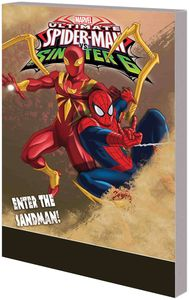 [Marvel Universe: Ultimate Spider-Man Vs Sinister Six: Digest: Volume 2 (Product Image)]