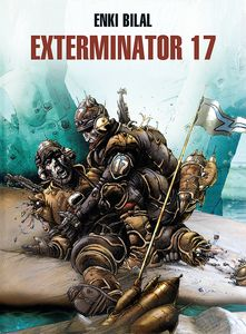 [Exterminator 17 (Hardcover) (Product Image)]