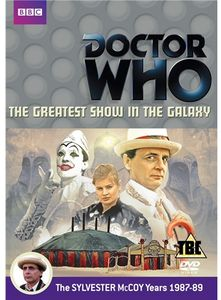 [Doctor Who: The Greatest Show In The Galaxy (Product Image)]