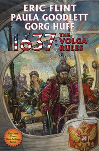 [1637: The Volga Rules (Hardcover) (Product Image)]