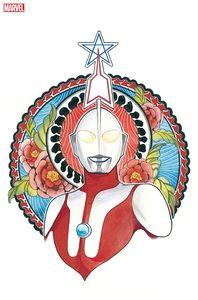 [Trials Of Ultraman #1 (Momoko Virgin Variant) (Product Image)]