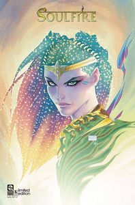 [Soulfire: Volume 8 #5 (Cover C Retailer Variant) (Product Image)]