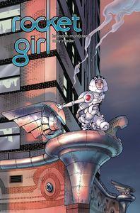 [Rocket Girl #9 (Product Image)]