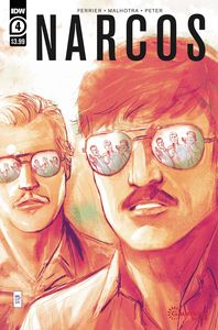 [Narcos #4 (Cover A Malhotra) (Product Image)]